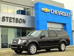 2014 Ford Expedition Max Limited 301A Power Boards V8 Navigation