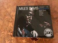 Kind of Blue by Miles Davis LP CD   US Import   Hard Case Version   Rare