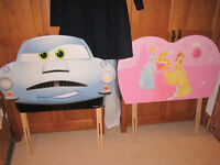 Headboards, for Childrens Single Bed