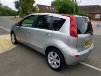 2008 Nissan Note Automatic 1.6 petrol