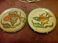 4 COLLECTABLE DISPLAY PLATES