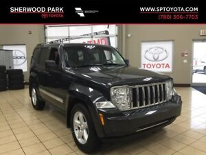 2010 Jeep Liberty Limited-4 Wheel Drive!