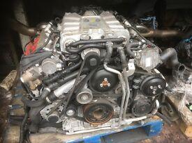 CAK 3.0 TFSI 328bhp engine 2013 S4,S5,Q7