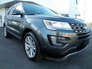 2016 FORD Explorer 4WD Limited/DEMO/Nav/Toit/Cuir/Bluetooth/Crui