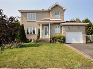 334 900$ - Maison 2 étages à vendre à Terrebonne (Lachenaie)
