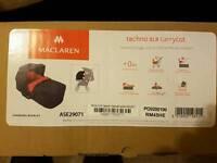 Maclaren Techno XLR carrycot