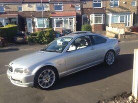 Coupe BMW 3 series e46