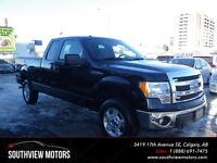 2014 Ford F-150 XLT 4X4/SUPER-CAB/ EASY FINANCING AVAILABLE