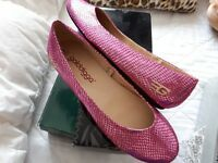 Ladies ballet pumps
