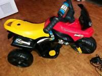 Child's mini moto