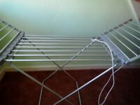 Electric clothes airer