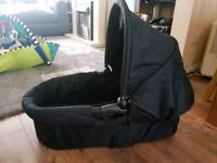 Baby jogger carry cot compact