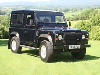 Land Rover DEFENDER 90 2.5 TDI 2 owners / LOW MILEAGE