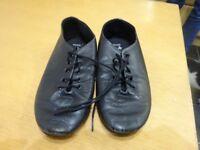 Starlight Soft Dance Shoes - Black Size 1