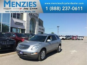 2011 Buick Enclave CXL AWD, Backup Cam, Leather, Clean CARPROOF