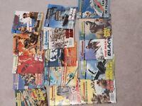 500 Commando Comics! job lot
