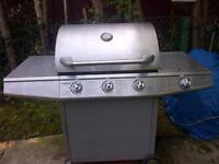 BARBECUE EN INOX