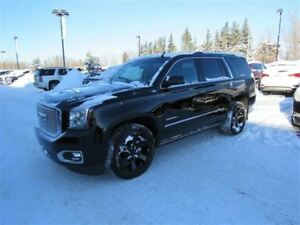 2017 GMC Yukon Denali NAV DVD Sunroof Power Boards