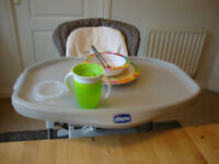 Chicco Polly Highchair for babies, including infants
