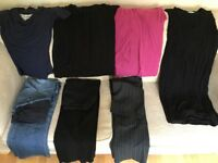 Maternity clothes bundle size 12-14