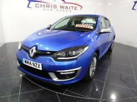 RENAULT MEGANE KNIGHT EDITION ENERGY DCI S/S (blue) 2014