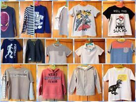 Boy's Bundle of Clothes Age 5-6 (16 items)