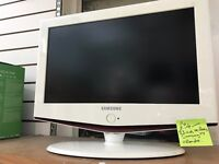 SAMSUNG LE23R7W1 23 INCH LCD TV WITH REMOTE