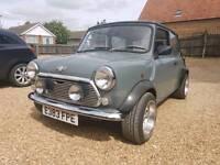 Austin mini 998cc auto