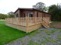 2 Bedroom Timber Lodge Holiday home for sale at Bridlington Links Heritage Park (1319)
