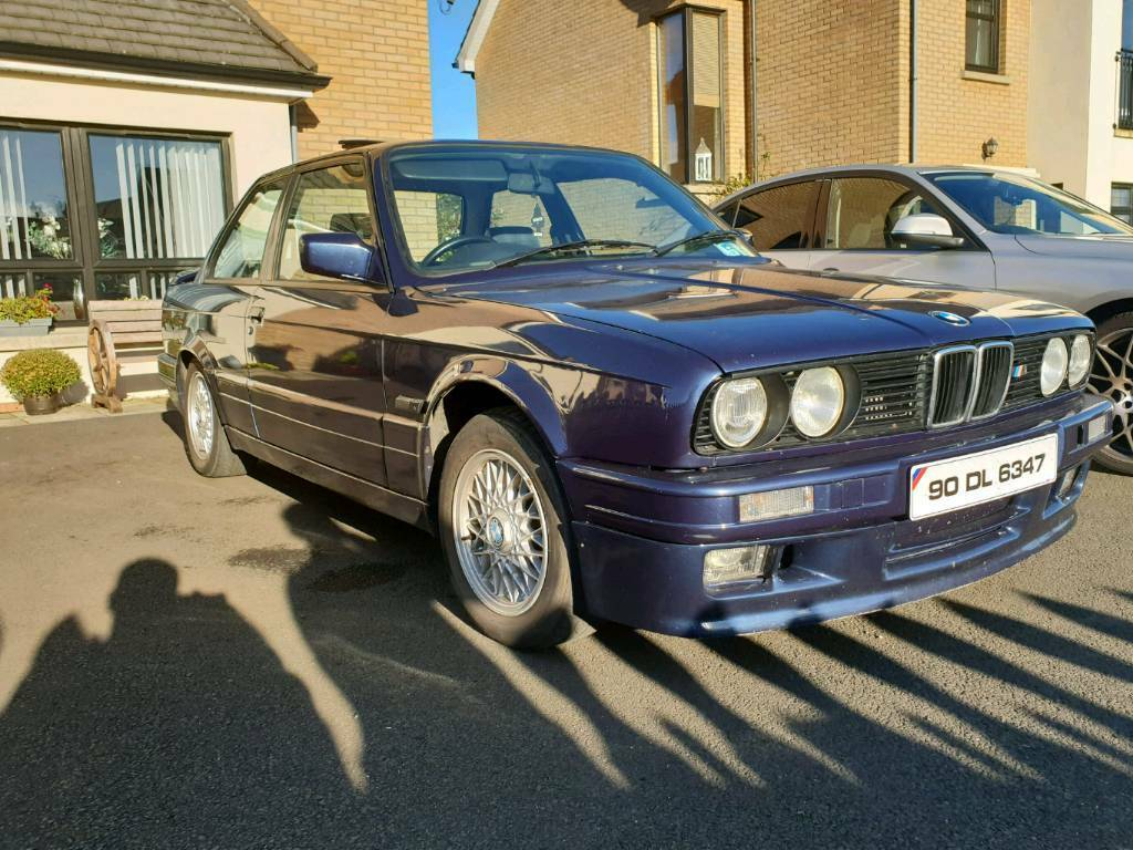1991 Bmw E30 Geniune 318is Mtec2 Lsd In Londonderry County Londonderry Gumtree