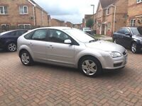 2008 FORD FOCUS 1.6 STYLE, MILEAGE 47000, MOT MARCH 2017, GOOD CONDITION AND DRIVE, HPI CLEAR