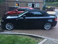 BMW 1 Series Convertible M Sport Full Leather