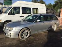 Mg zt 2.0 CDTI Bmw engine good runner sold as spares or repairs