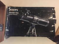 Jessops TA1100-102 Astronomic Reflector Telescope LUTON