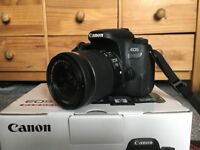 *BRAND NEW* 2017 Canon 77D Digital SLR Camera with 18-55mm IS STM Lens