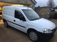 Vauxhall Combi 1700 CDTI Diesel Van - NO VAT .