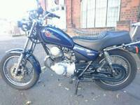 Yamaha 125 rs excellent condition