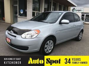 2010 Hyundai Accent L/LOW, LOW KMS !/PRICED FOR A QUICK SALE !