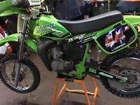 Kawasaki kx60
