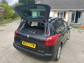 Peugeot 207sw station wagon