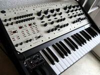 Oberheim TVS Pro synth - rare analogue, 4 VCOs, 2 VCFs, 4 EGs, 2 LFOs, sequencer
