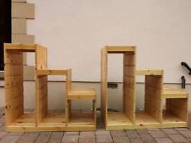 Trofast Pine Frame Storage Unit Ikea £25 each