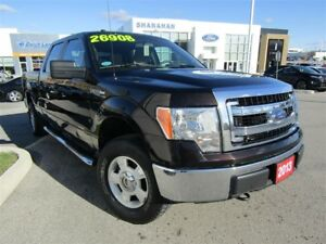2013 Ford F-150 XLT | V8 | RHINO-LINING | REMOTE START |