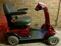 Rascal 600. Mobility scooter is fab condition. Can deliver between S-ton, B-mouth, Poole...