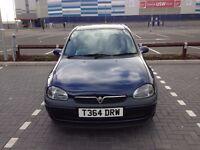Vauxhall Corsa Automatic 1.2 Petrol , 4 Door
