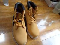 Amblers FS7 Steel toecap safety boots (UK Size 7)