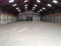 Commercial shed to rent