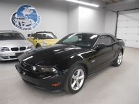 2012 Ford Mustang GT CONVERTIBLE! 46KM! FINANCING AVAILABLE!