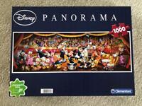 Disney 1000 piece jigsaw