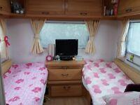 Argente 650/6 2008 touring caravan
